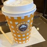 サンマルクカフェ - カフェラテ ¥330-