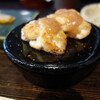 Usami - 料理写真:白子の梅肉がけ