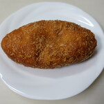 ナビィのパン - カレーパン(200円)