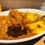 レインボウスパイス カフェチャイストール - チキンマサラ