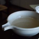 職人館 - 十割蕎麦