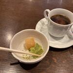 釜めし菜時記 菜つ屋 - 定番釜飯ランチ(デザート&コーヒー)