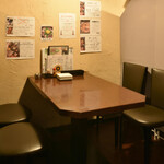 産直市場 丸 - 半個室テーブル