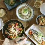 タヨリ - コース料理