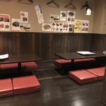 上海楽居 - お座敷はお客さんいませんでした(/ω\)