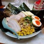 つけ麺 大雄 - 特盛からしつけ麺(麺量320g)