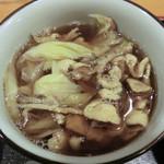 たぐち家 - 肉汁_2012-08-21