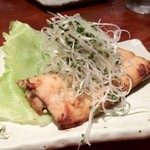 えんざ - 太刀魚の香草焼