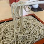 江戸蕎麦 一輪草 - 追加セイロ