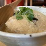 江戸蕎麦 一輪草 - そばとろご飯