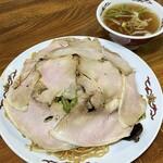 うれっ子 - 料理写真:焼きそば チャーシュートッピング