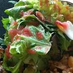 クラフトビアハウスモルト - salad