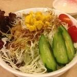 焼肉みのさん - 料理写真:野菜サラダ
