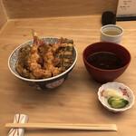 天ぷら いせ -