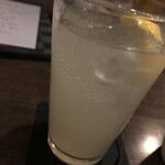 麦酒庵 - 日本酒レモンサワー