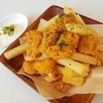 方南カフェ - Chicken & Chips
