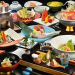 萩姫の湯栄楽館 - 料理写真:【和食会席】※前日迄に要予約