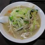 Chuukabishokuasahitei - 湯麺