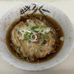 ういーん - 天ぷらそば 350円