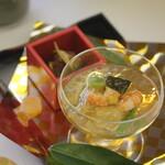 岩国国際観光ホテル - 料理写真:前菜