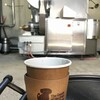 The Cream of the Crop Coffee - ドリンク写真:コーヒーとロースター。