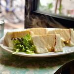 Kissamadoragu - コロナの玉子サンド