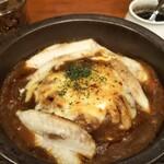 伽哩本舗 - 2020/12/9 ふくの焼きカレー