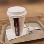 ブリオッシュ ドーレ -  コーヒー L  418円税込