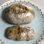 粉kona屋 - 料理写真:2個のパン購入 両方共ハード系