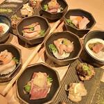 京都肉×青果サワー 京 -