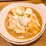 144448017 - 煮込み豆腐110円