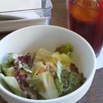 kurinoki - ランチセットのサラダ