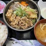 めし処 甲州亭 - 料理写真: