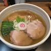 中華蕎麦 きつね - 料理写真:中華蕎麦大盛り1000円(あっさり系)