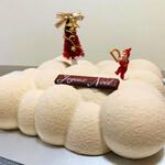 パティスリー ル・シエル - ノエルショコラ 6400円       (2020 Premium Collection Noel)