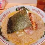 ザ・東京豚骨ラーメン屋 SAKU - 料理写真: