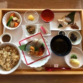 あそらの茶屋 - 料理写真:新春あそらの祝膳(梅)