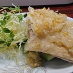 中華四川料理 天山 - 白油鶏 850円