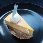ラ・セーヌ - ニューヨークチーズケーキ
