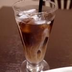 クオーレ デル ペッシェ - アイスコーヒー
