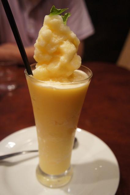 アンティック喫茶&食事 銅八銭 - ミルクセーキ(520円)♥