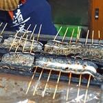 かぶと - 浜名湖の天然うなぎの白焼