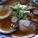 14447154 - チャーシュー麺。ミックス。