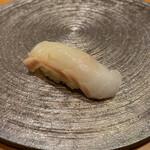 Sushi rebo - マツカワガレイ