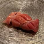 Sushi rebo -  三厩産大トロ