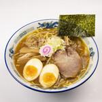 ラーメン 菅家 - 札幌味噌味玉ラーメン950円