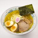 ラーメン 菅家 - 菅家味玉ラーメン850円