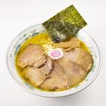 ラーメン 菅家 - 菅家チャーシュー麺