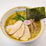 ラーメン 菅家 - 鶏白湯ラーメン950円