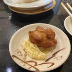 産直グルメ回転寿司 函太郎Tokyo - マヨネーズとなら最強!